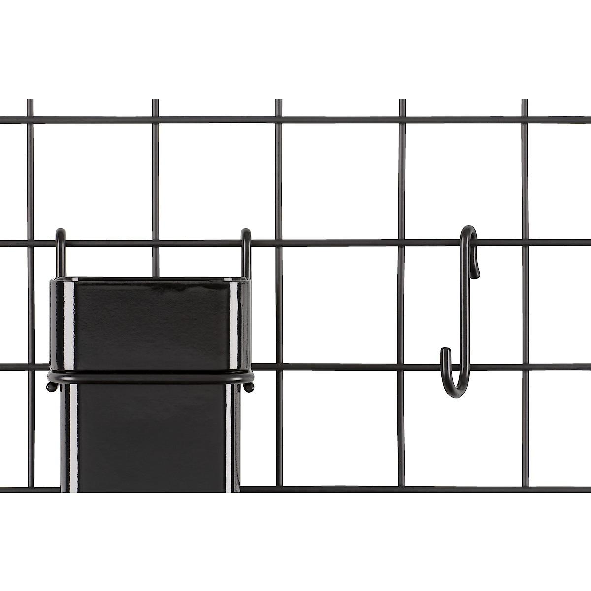 Oppslagstavle metallnett, 50 x 70 cm
