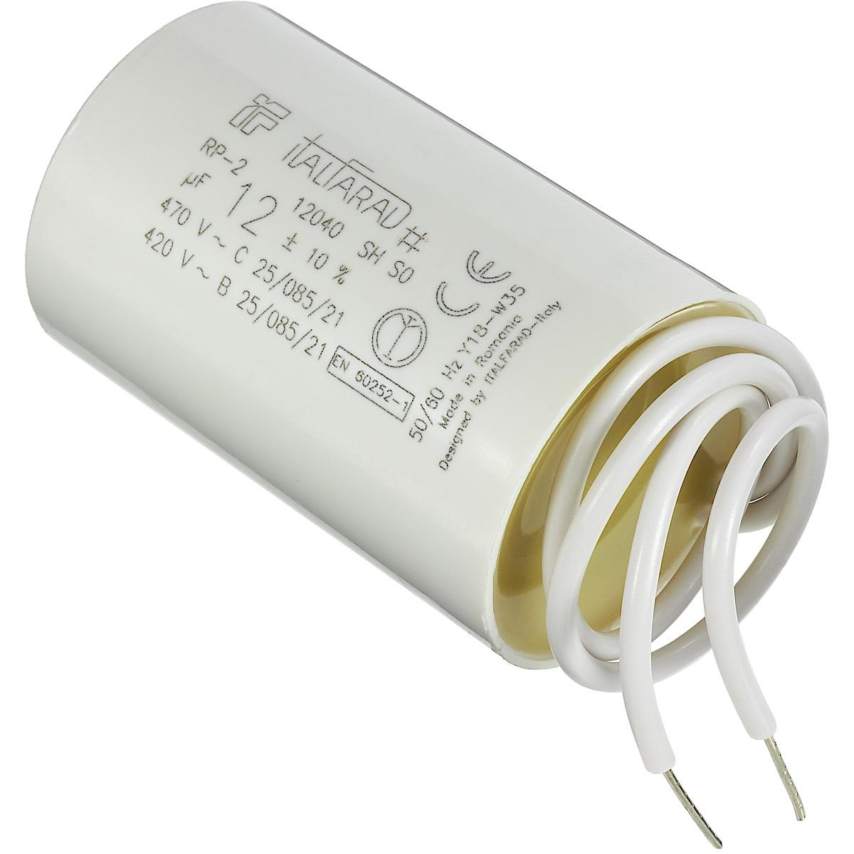 Kondensaattori 12 µF