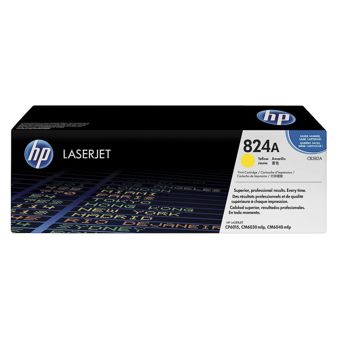 Laservärikasetit lasertulostimiin HP CB390A