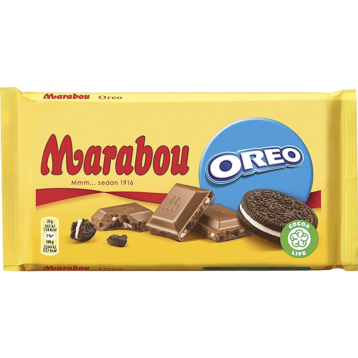 Marabou Oreo 150 g