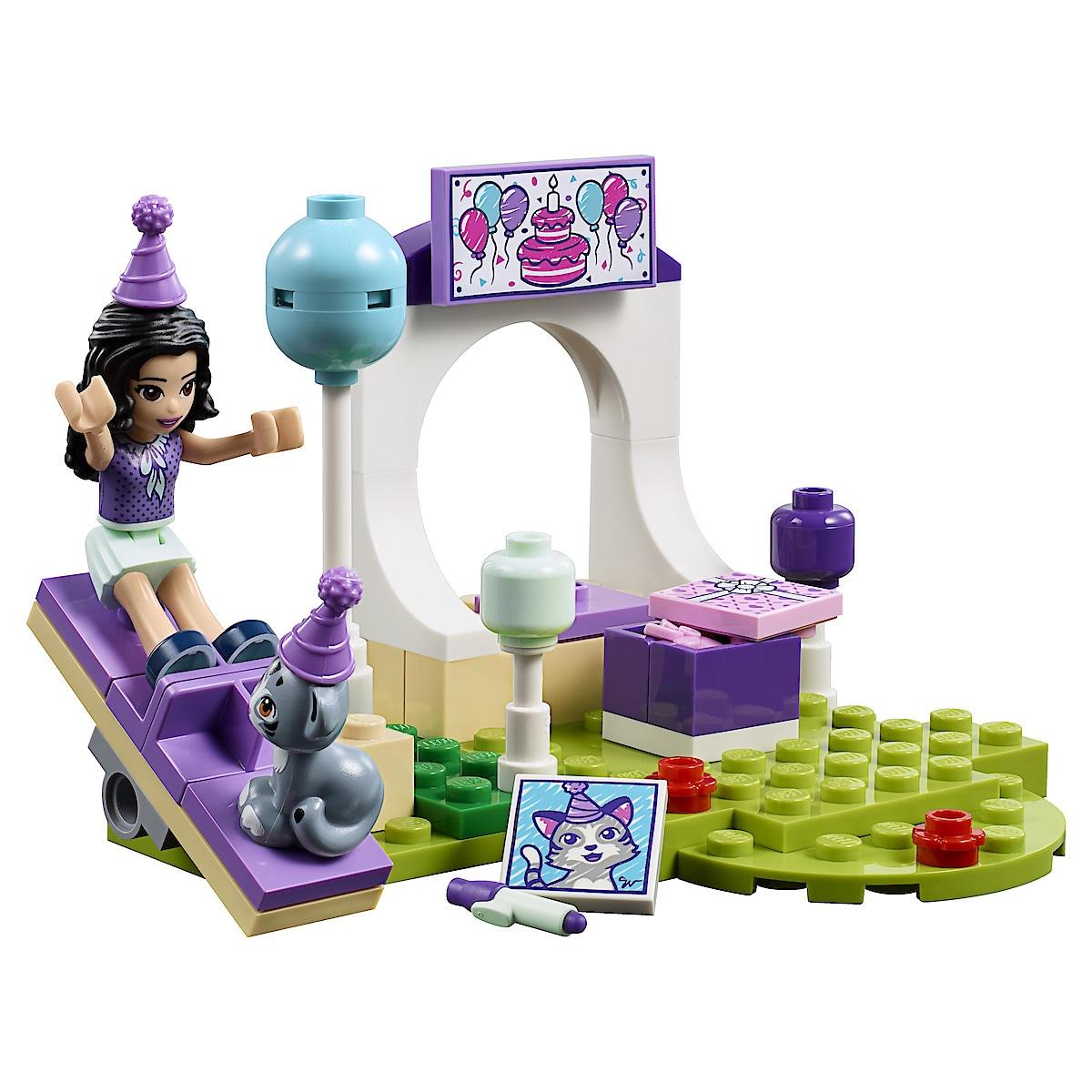 LEGO Juniors Friends 10748, Emmas husdjursparty