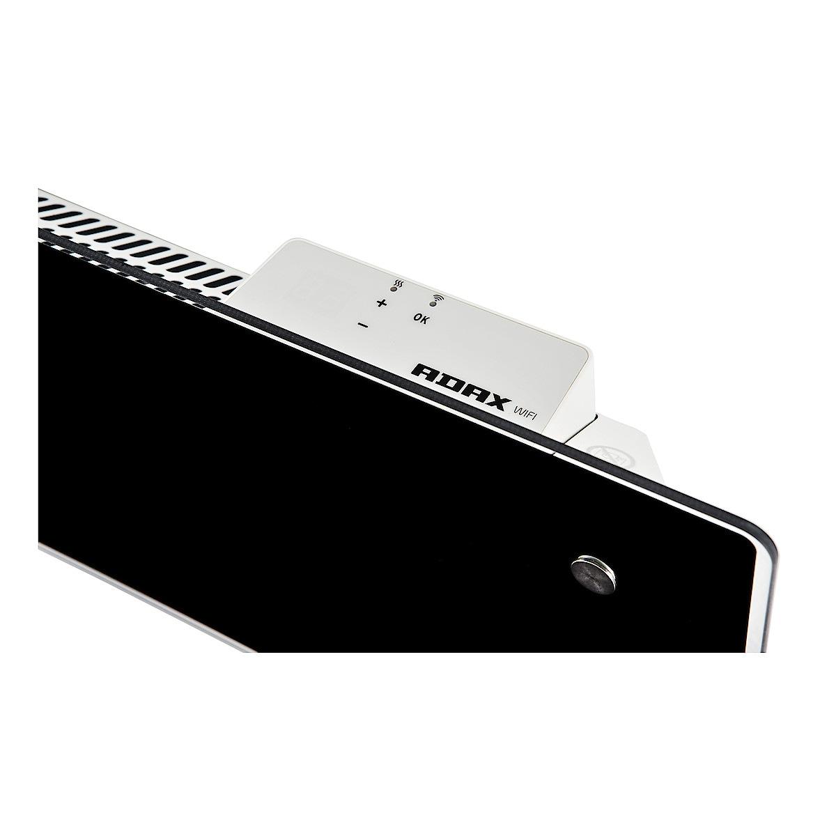 Lämpöpatteri WiFi 800 W 230 V Adax Clea H08KWT