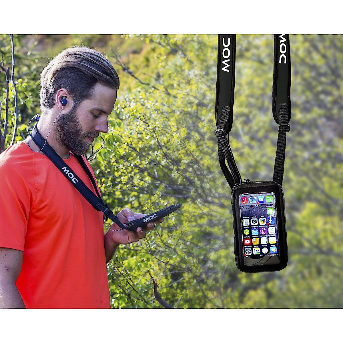 Väska med halsrem för smartphone, MOC