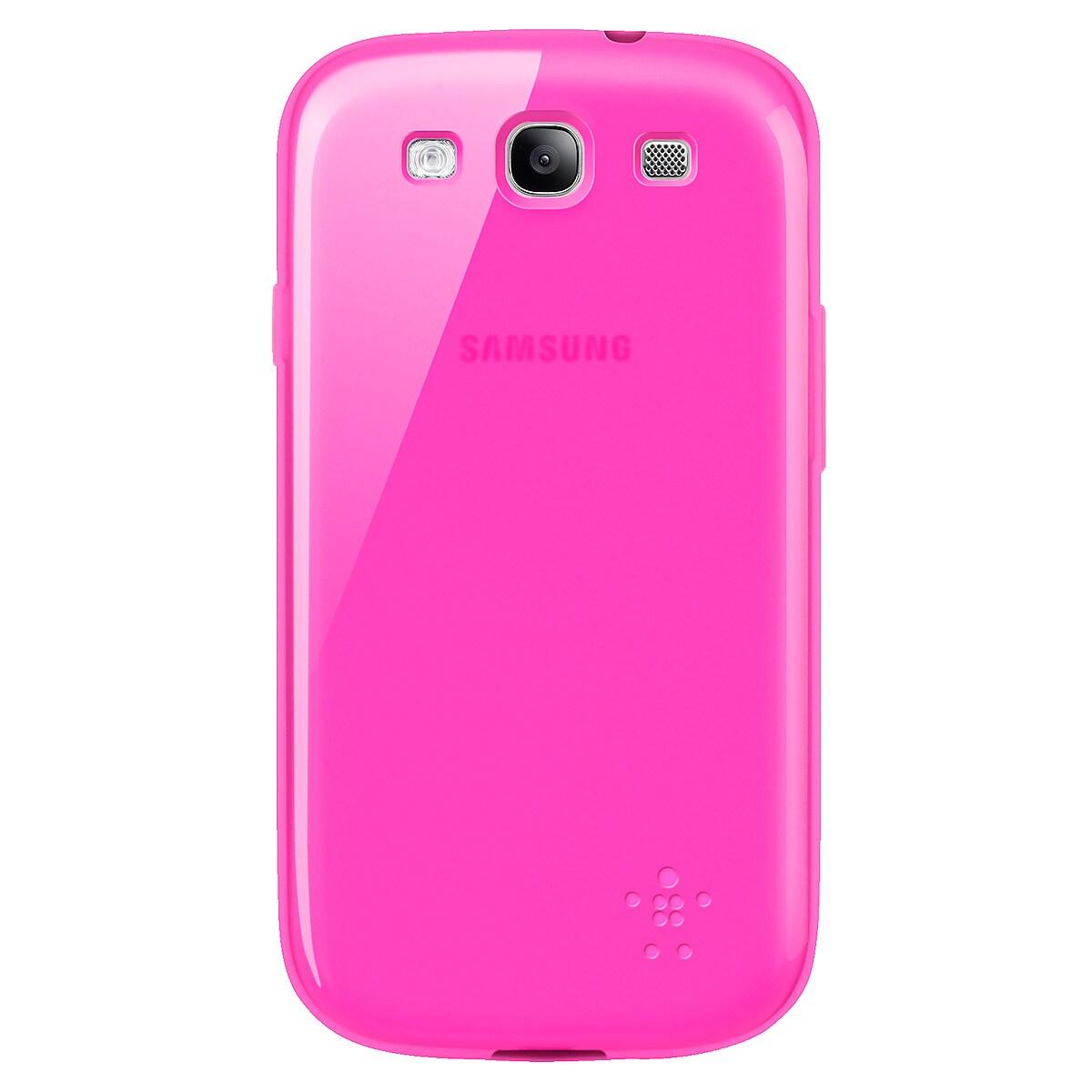Belkin Grip Sheer Case for Samsung Galaxy S3