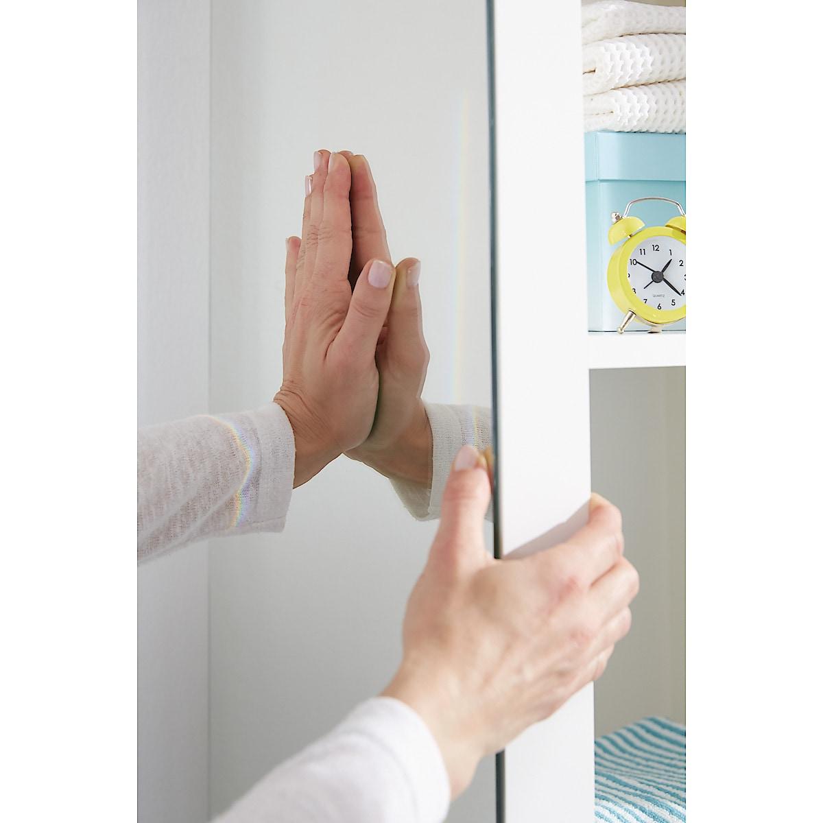 spegel dubbelhäftande tejp