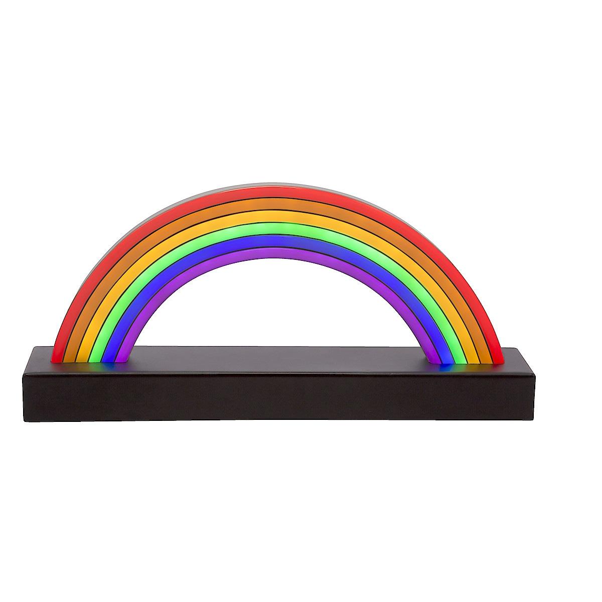 Dekobeleuchtung Rainbow