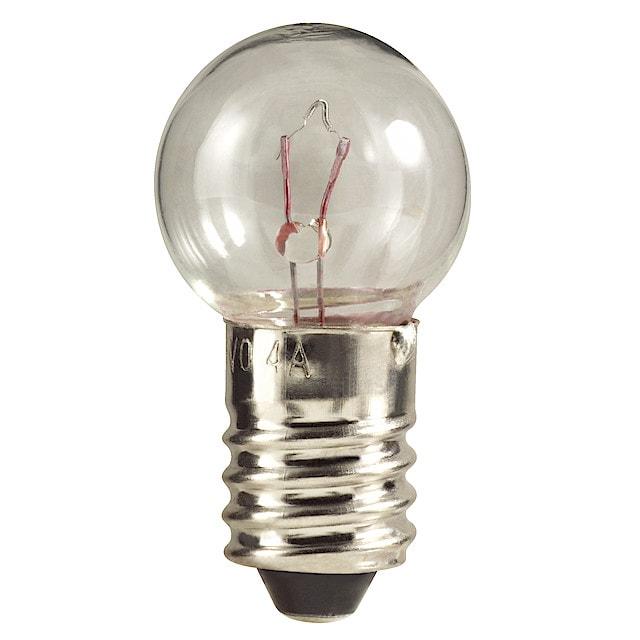 glödlampa e14 clas ohlson