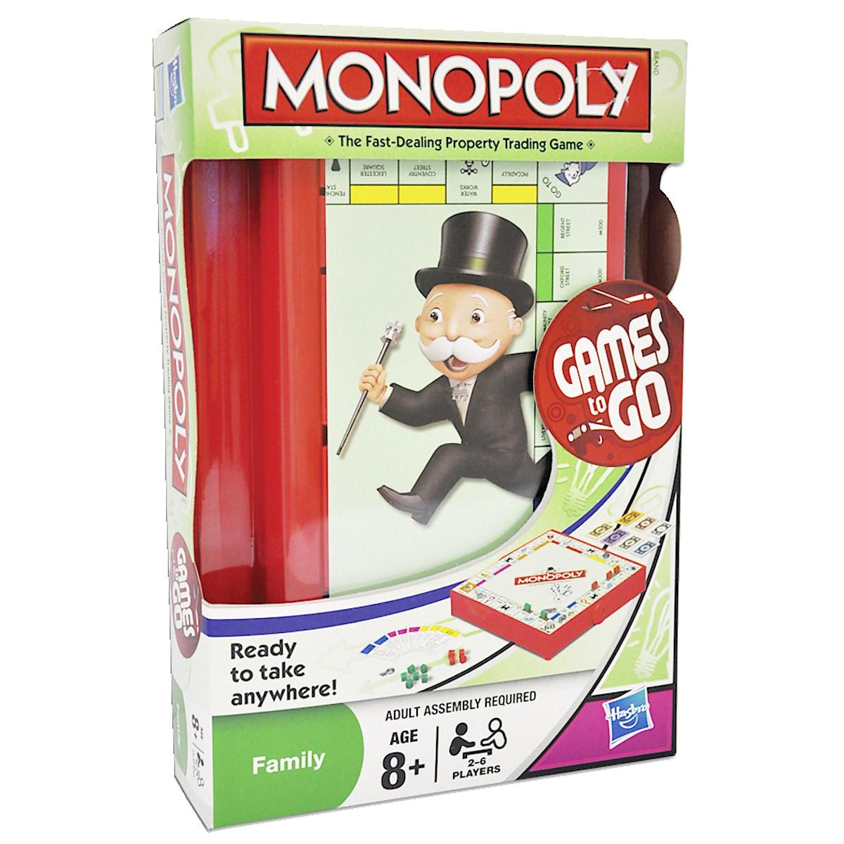 Monopoli, matkaversio