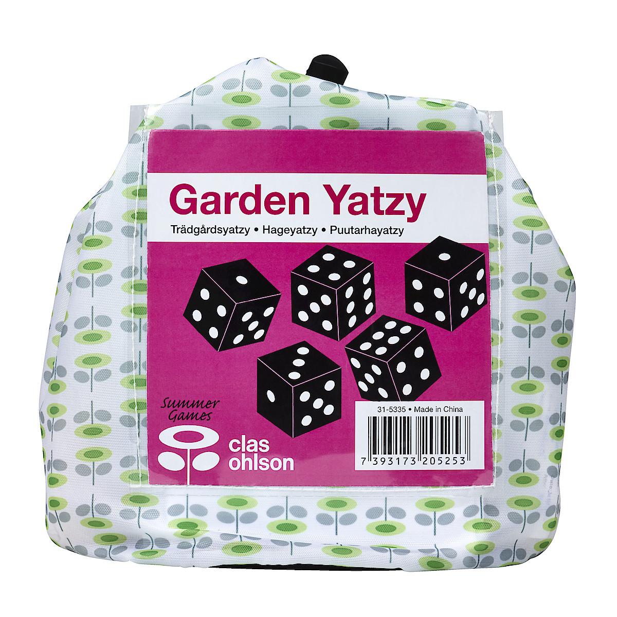 Trädgårdsyatzy