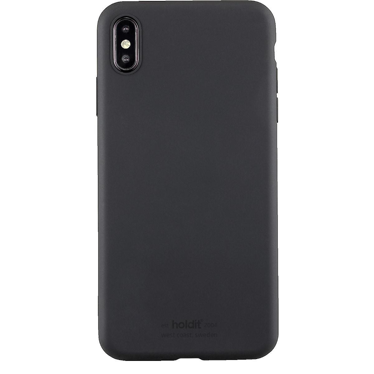 Mobilskal i silikon för iPhone Xs Max Holdit