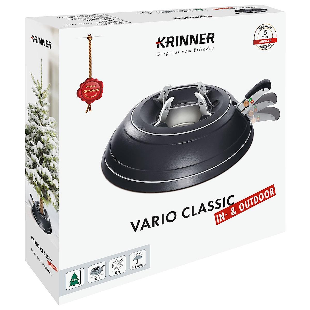 Krinner Vario Classic Christmas Tree Stand