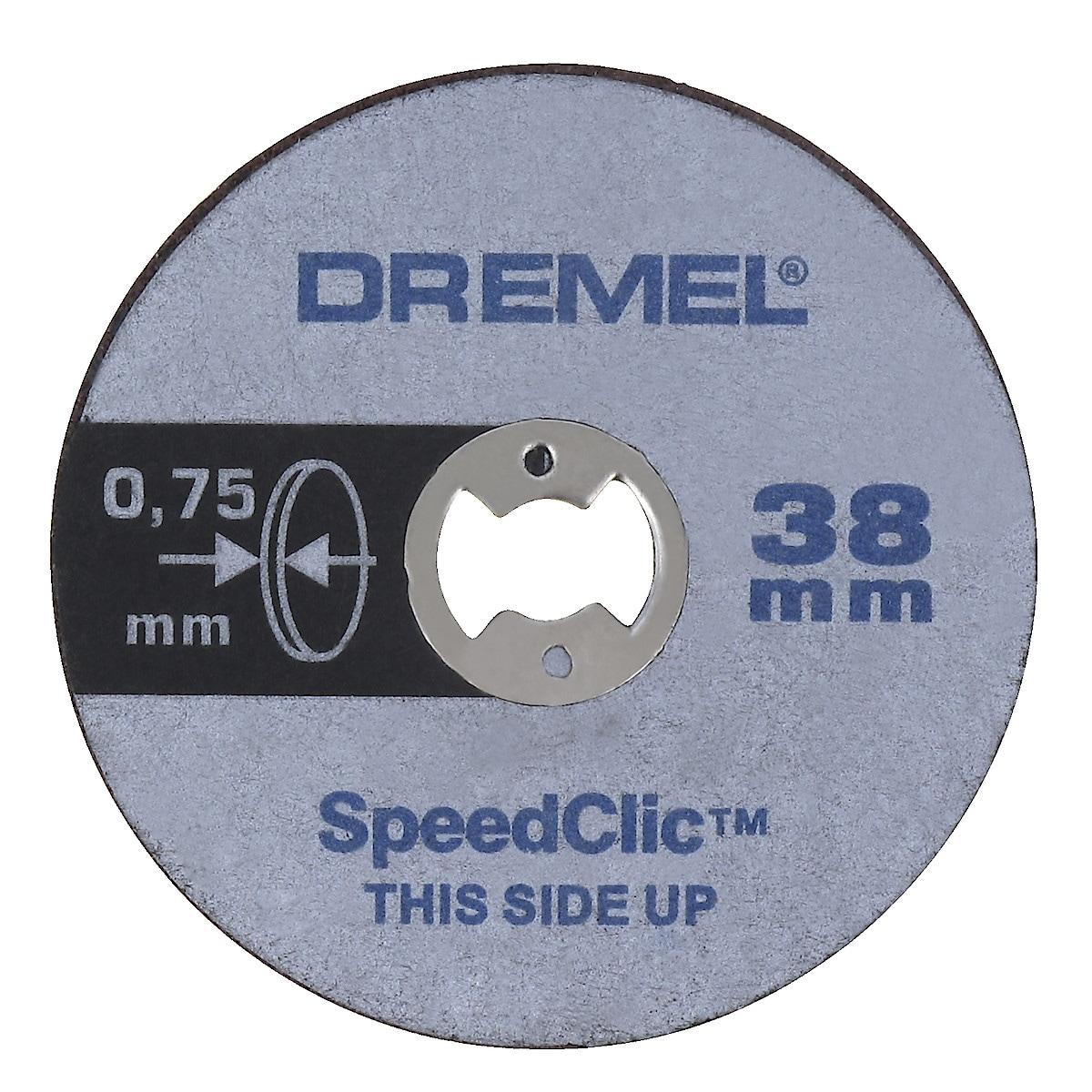 Kapskivor SpeedClic Dremel