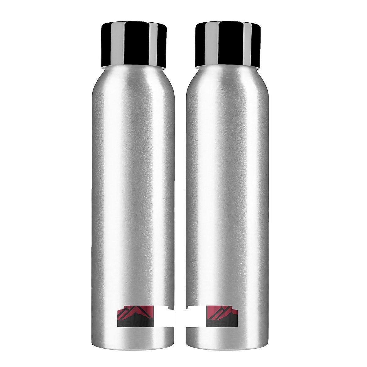 Asaklitt 8-pack reiseflasker