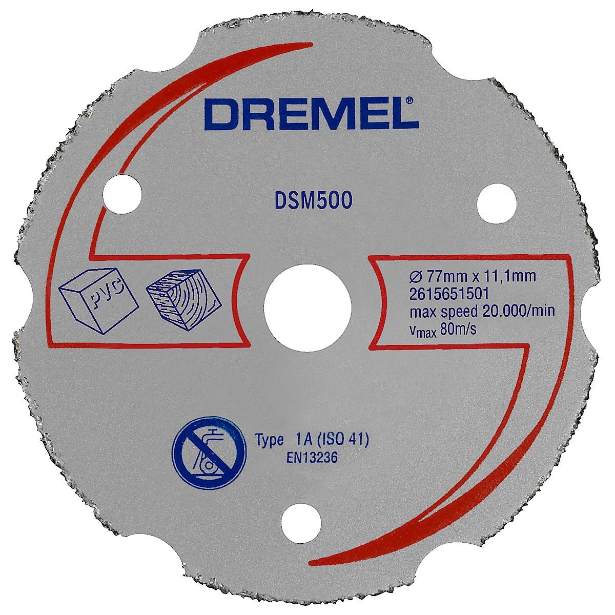 Kapskiva Dremel DSM500