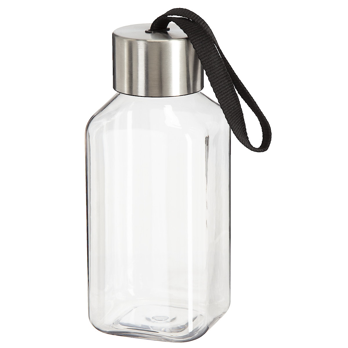 Vattenflaska med skruvkork