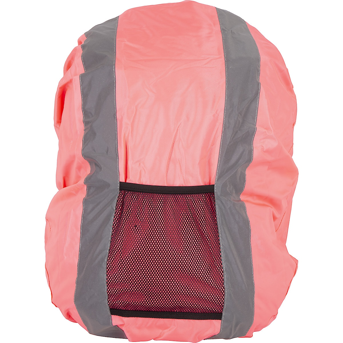 Regnöverdrag med reflekterande material för ryggsäck