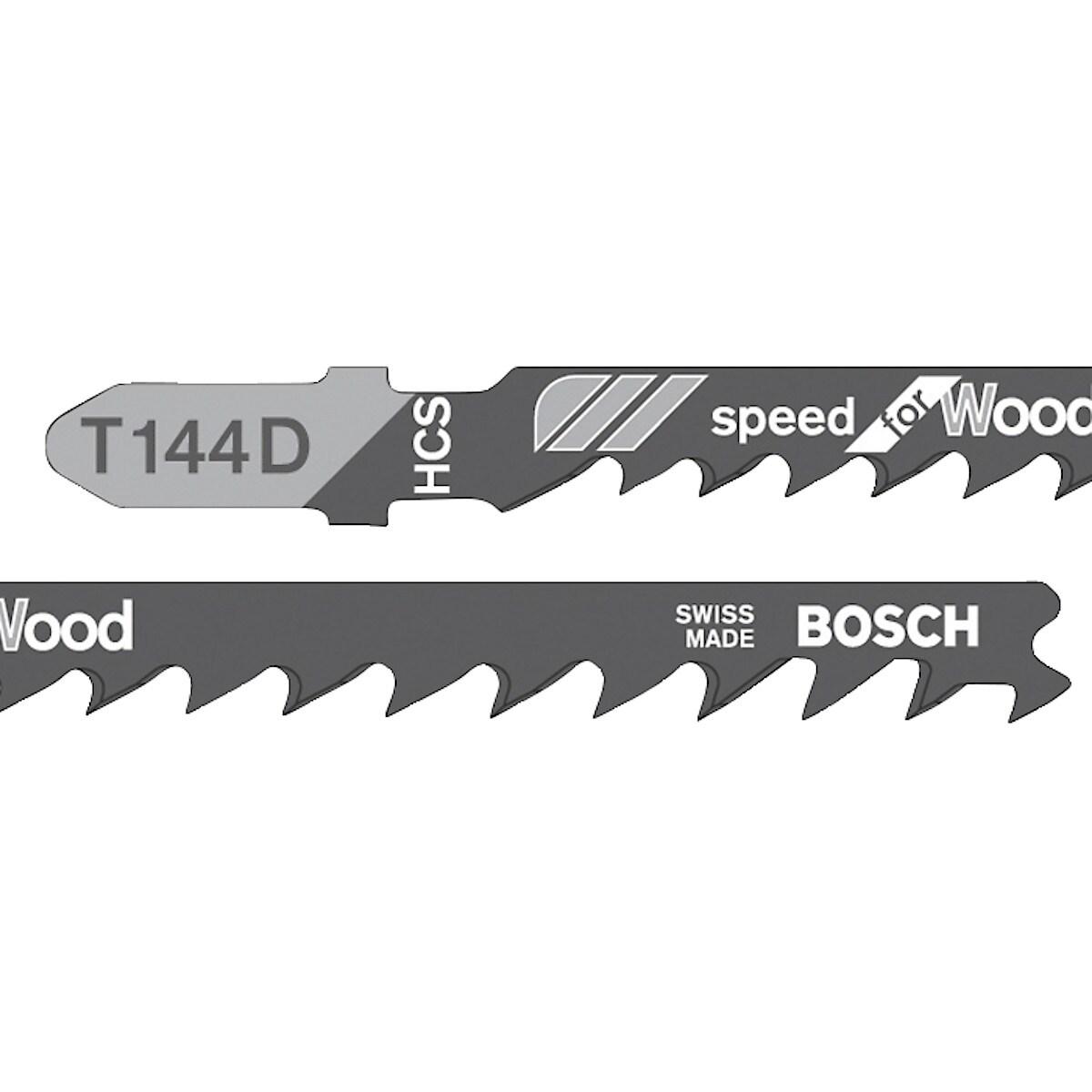 Sticksågsblad HCS T144D Bosch