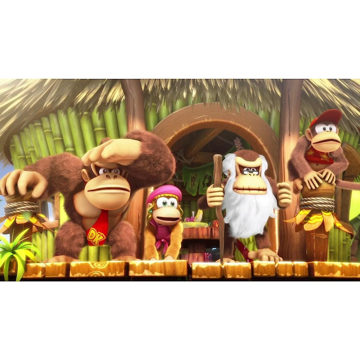 Tropical Freeze, Donkey Kong. Spel till Nintendo Switch