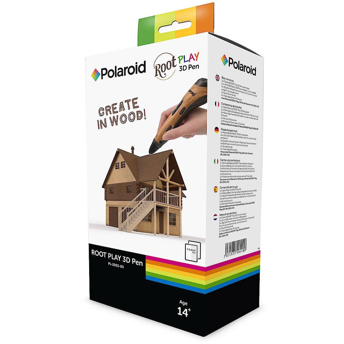 3D-penna Polaroid Play Root 3D Pen