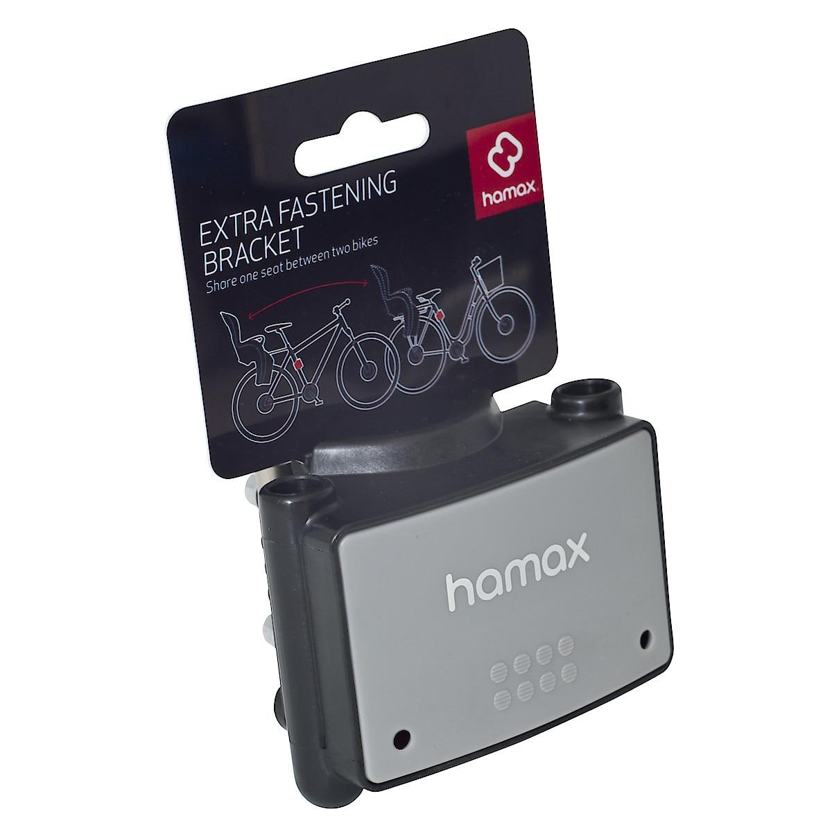 Kiinnike Hamax-pyöränistuimeen