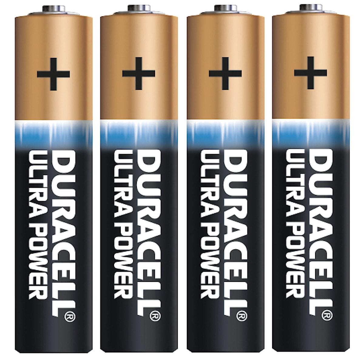 Duracell Ultra Power AAA/LR03 alkalisk batteri