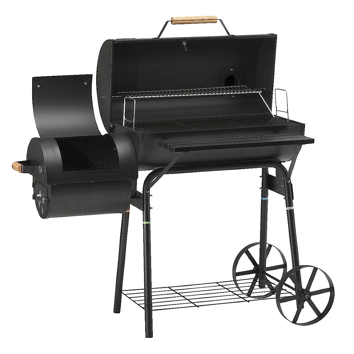 Hiiligrilli Tennessee 200 BBQ Smoker, Landmann