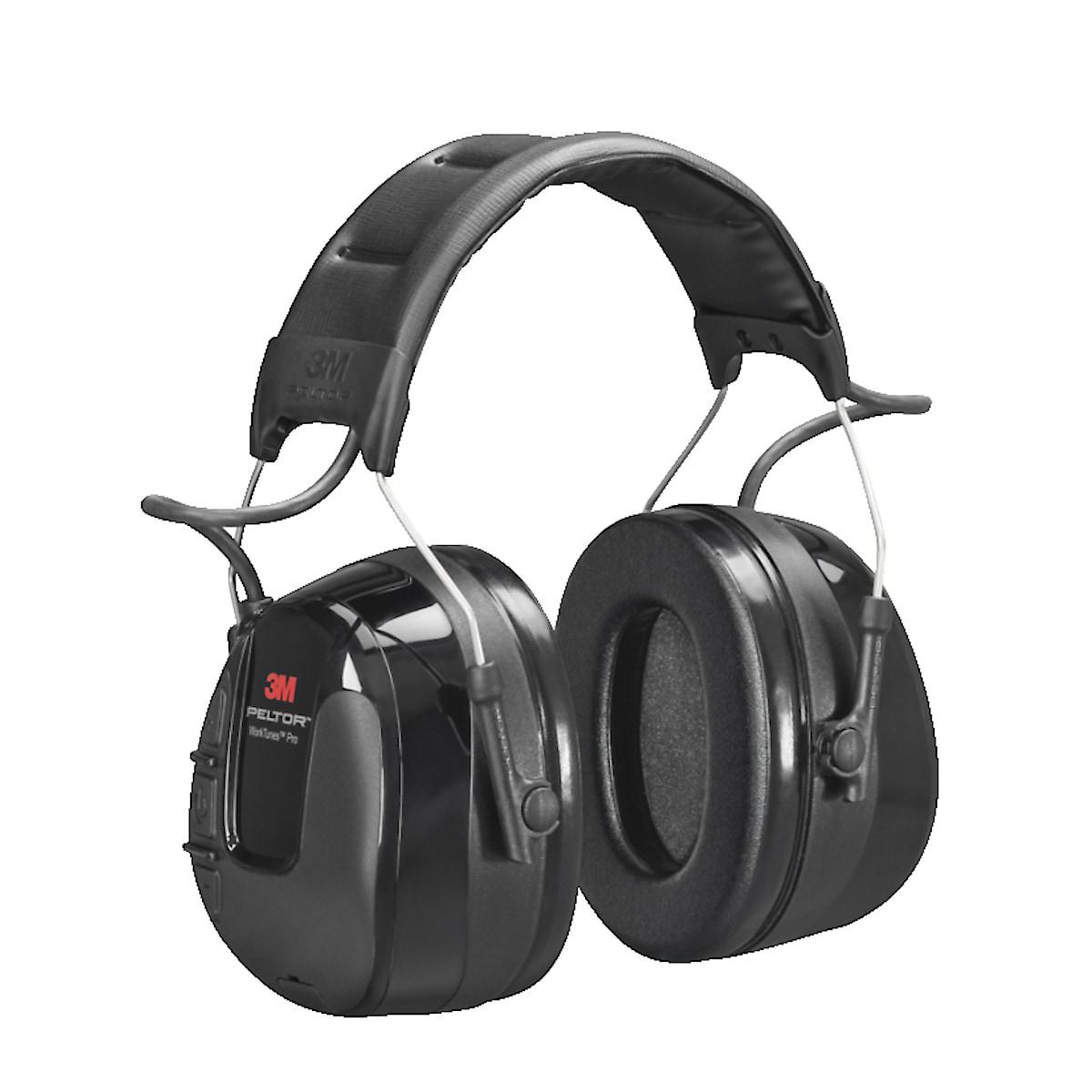 Hörselskydd Peltor Worktunes Pro FM
