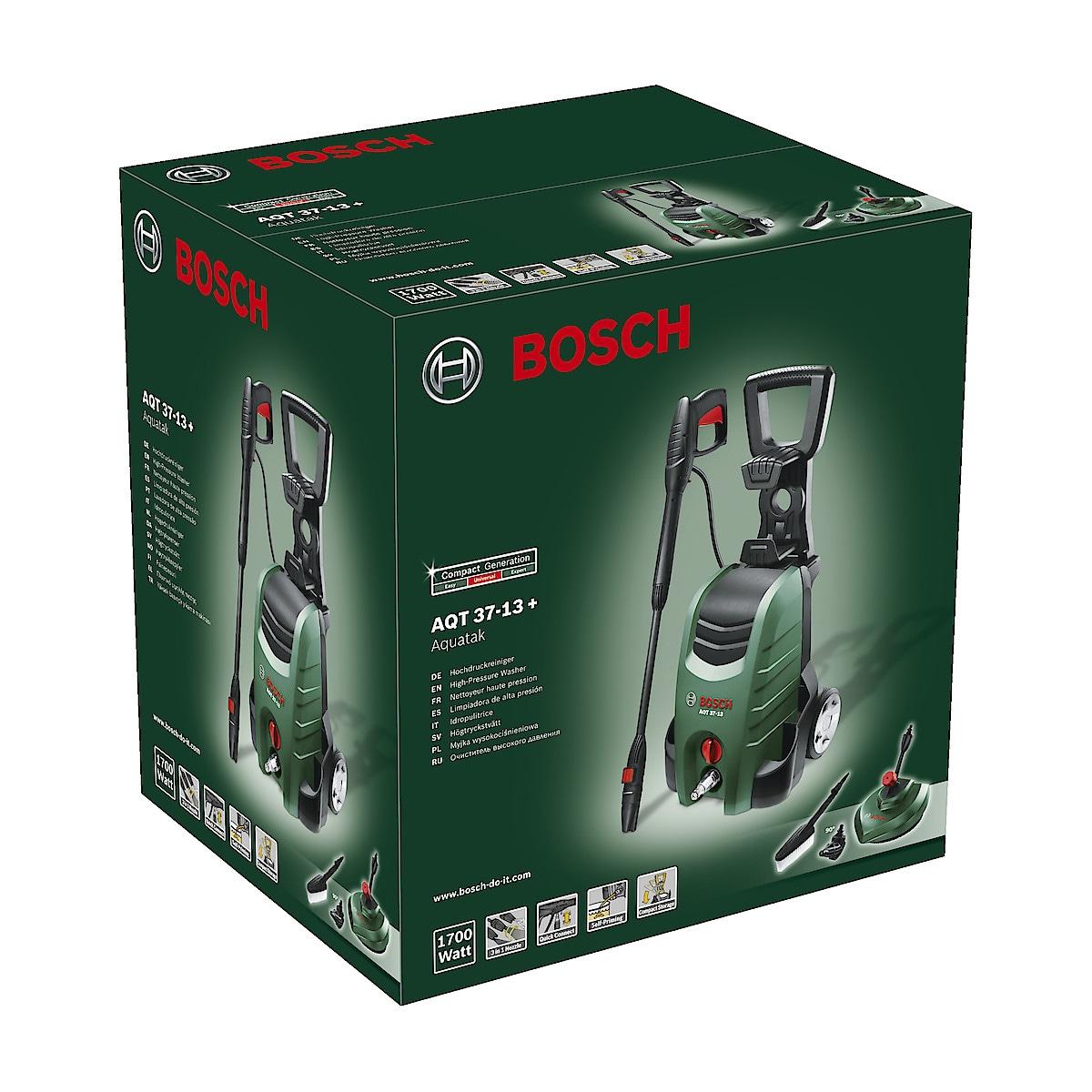 Bosch AQT 37-13+, høytrykkspyler