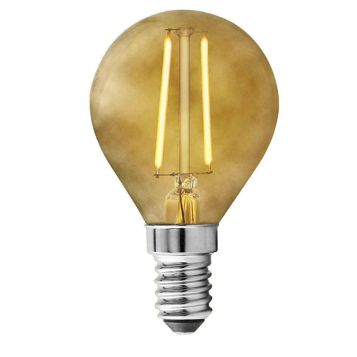 Northlight E14 Globe LED Filament Bulb