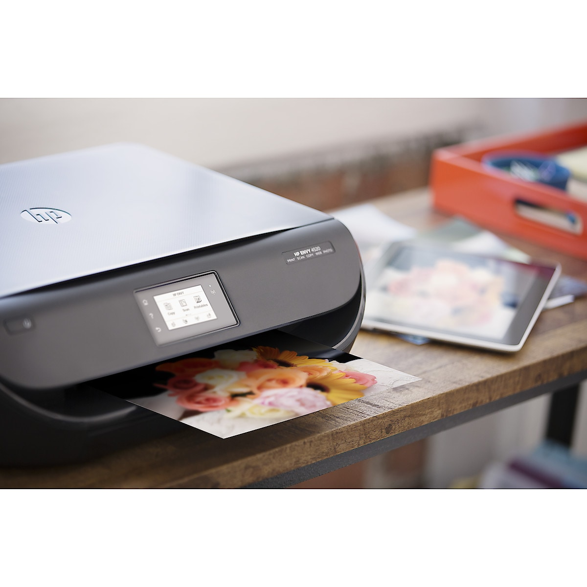 HP Envy 4520 AiO Inkjet Printer