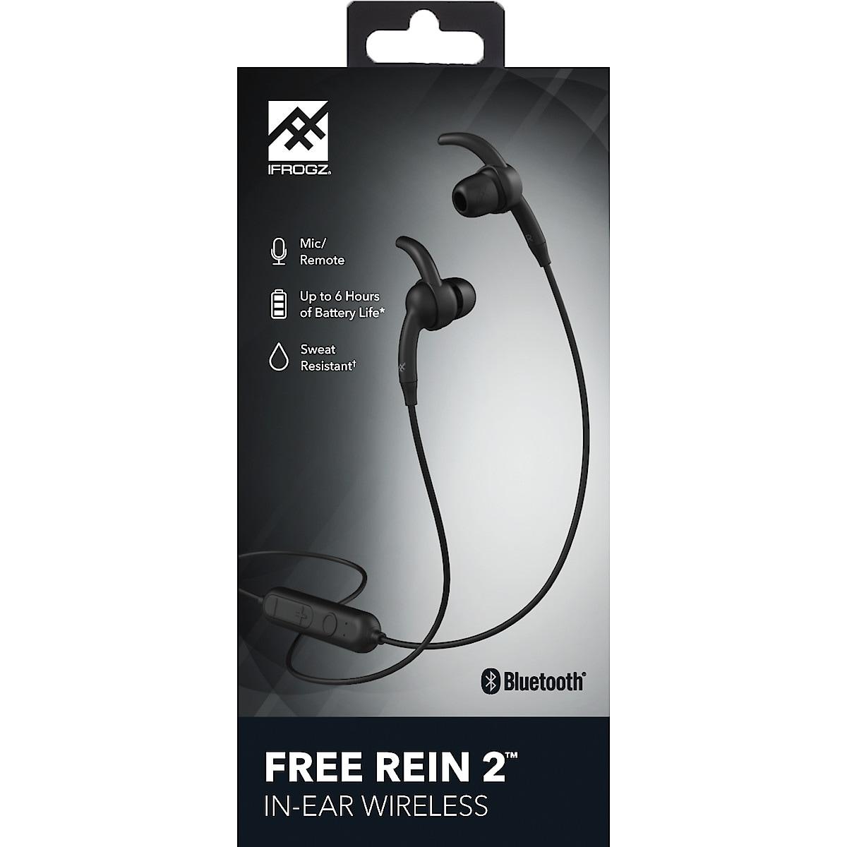 Trådlösa hörlurar, iFrogz Free Rein 2