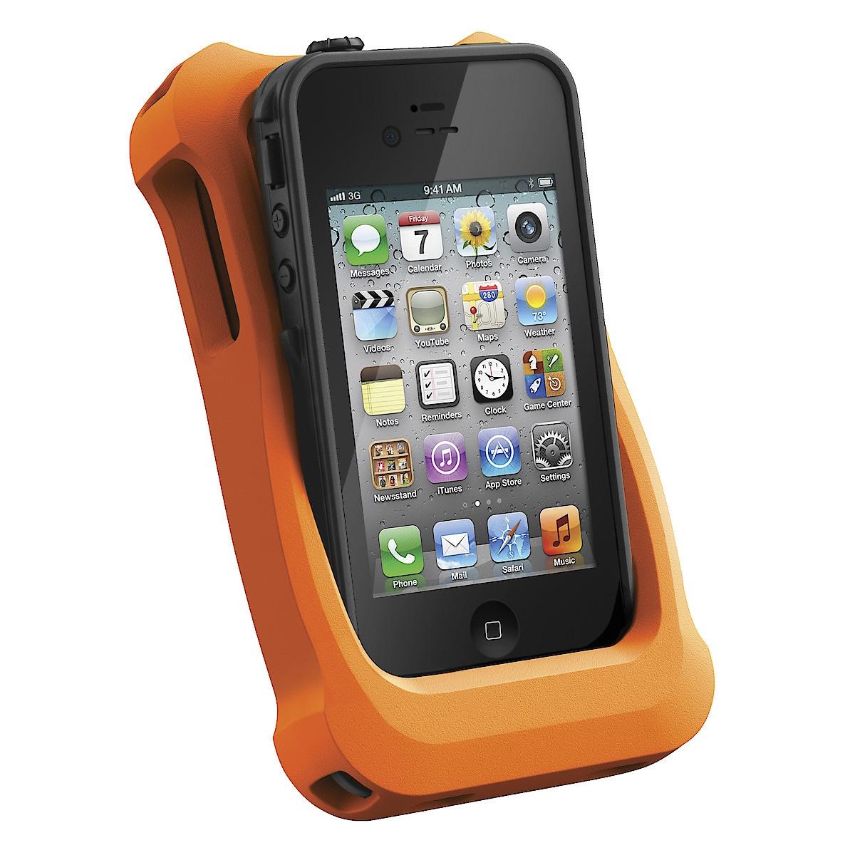 Kelluva kuori iPhone 4:lle/4S:lle Lifeproof Lifejacket