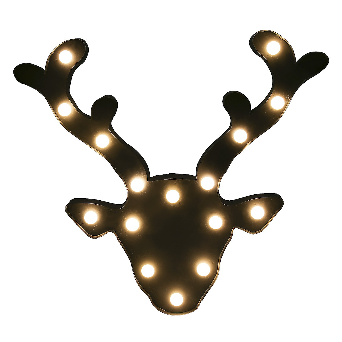 Christmas-Themed Marquee Light