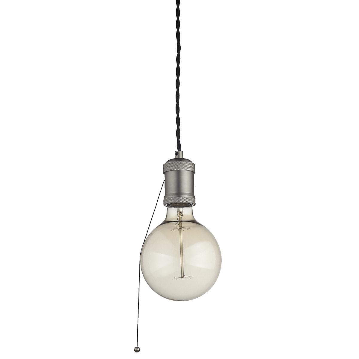 Northlight Classic lampeholder med tekstilledning