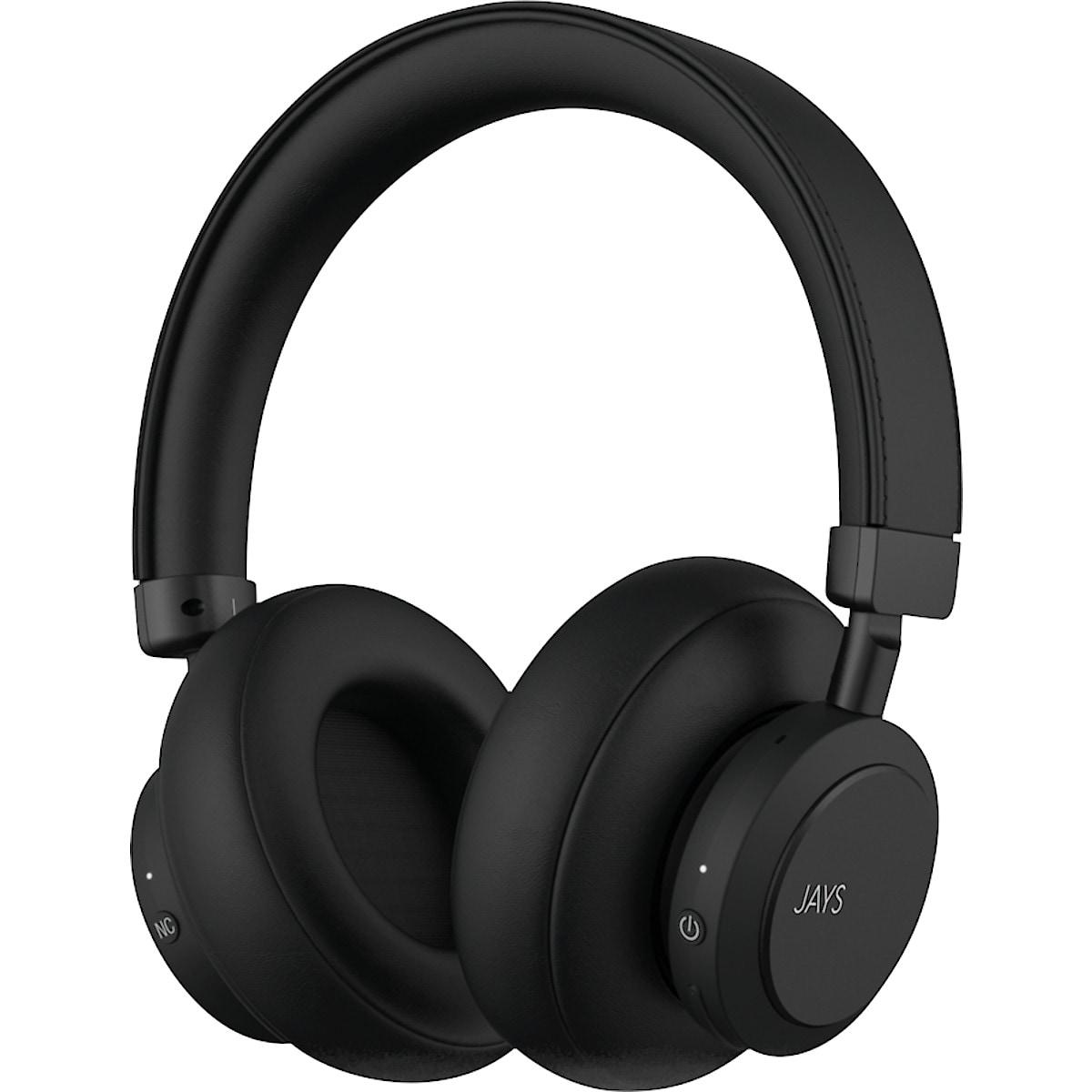 Jays Q-Seven Wireless støyreduserende hodetelefoner