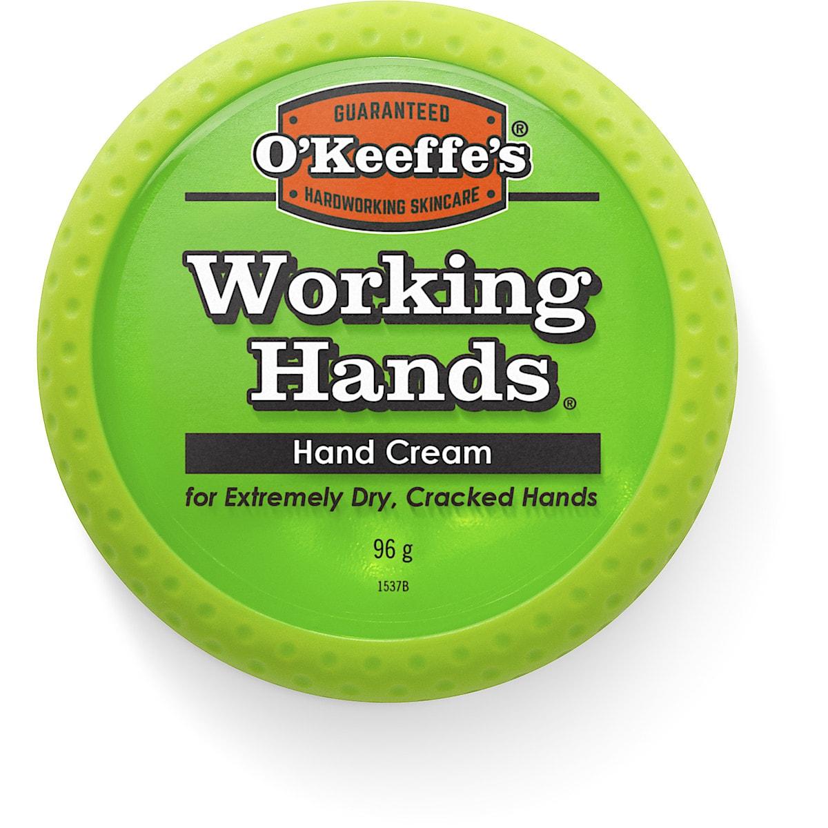 O'Keeffe's håndkrem, Working Hands
