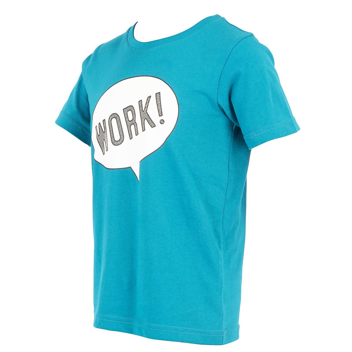 Lasten t-paita Work petrooli