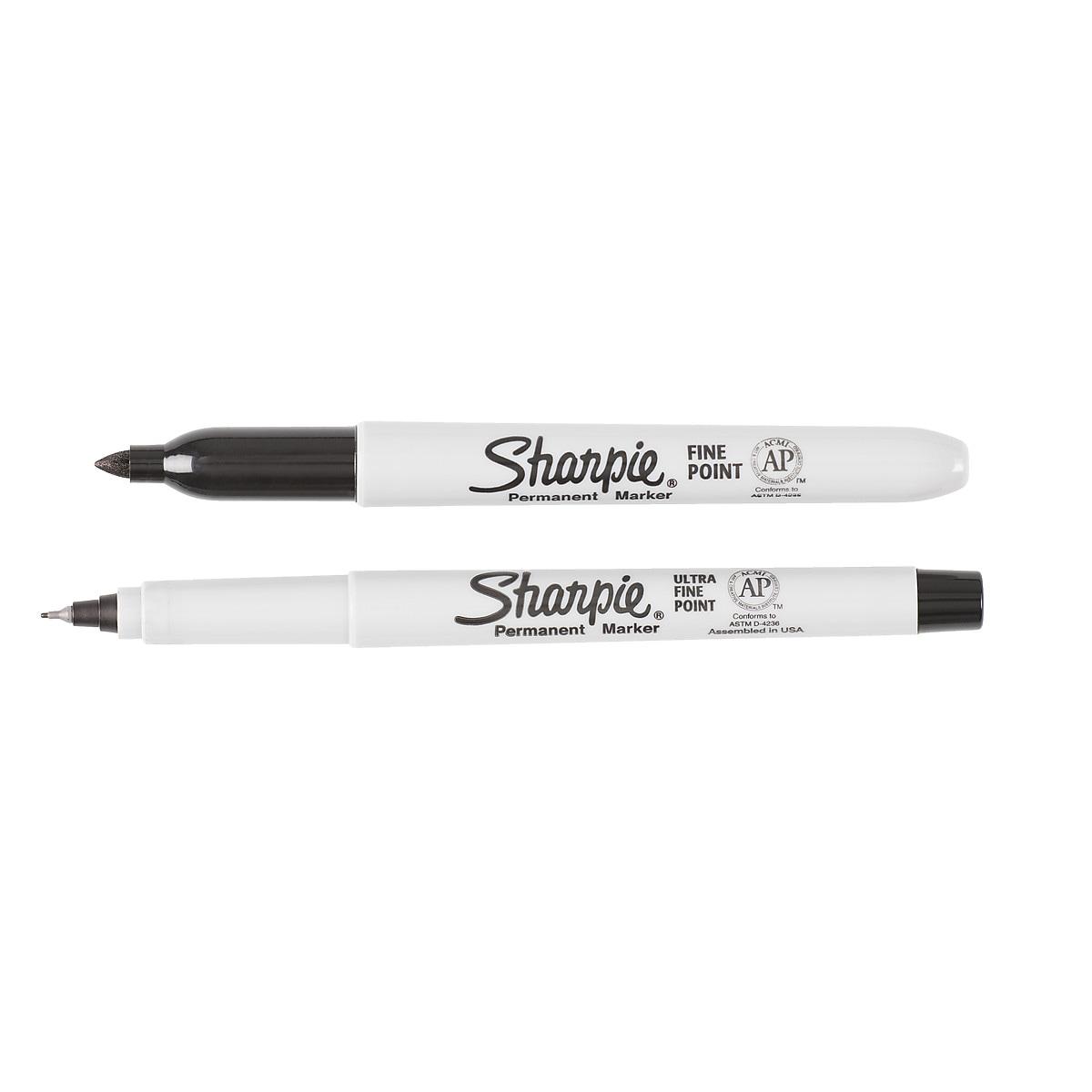 Tuschpennor Sharpie 30-pack