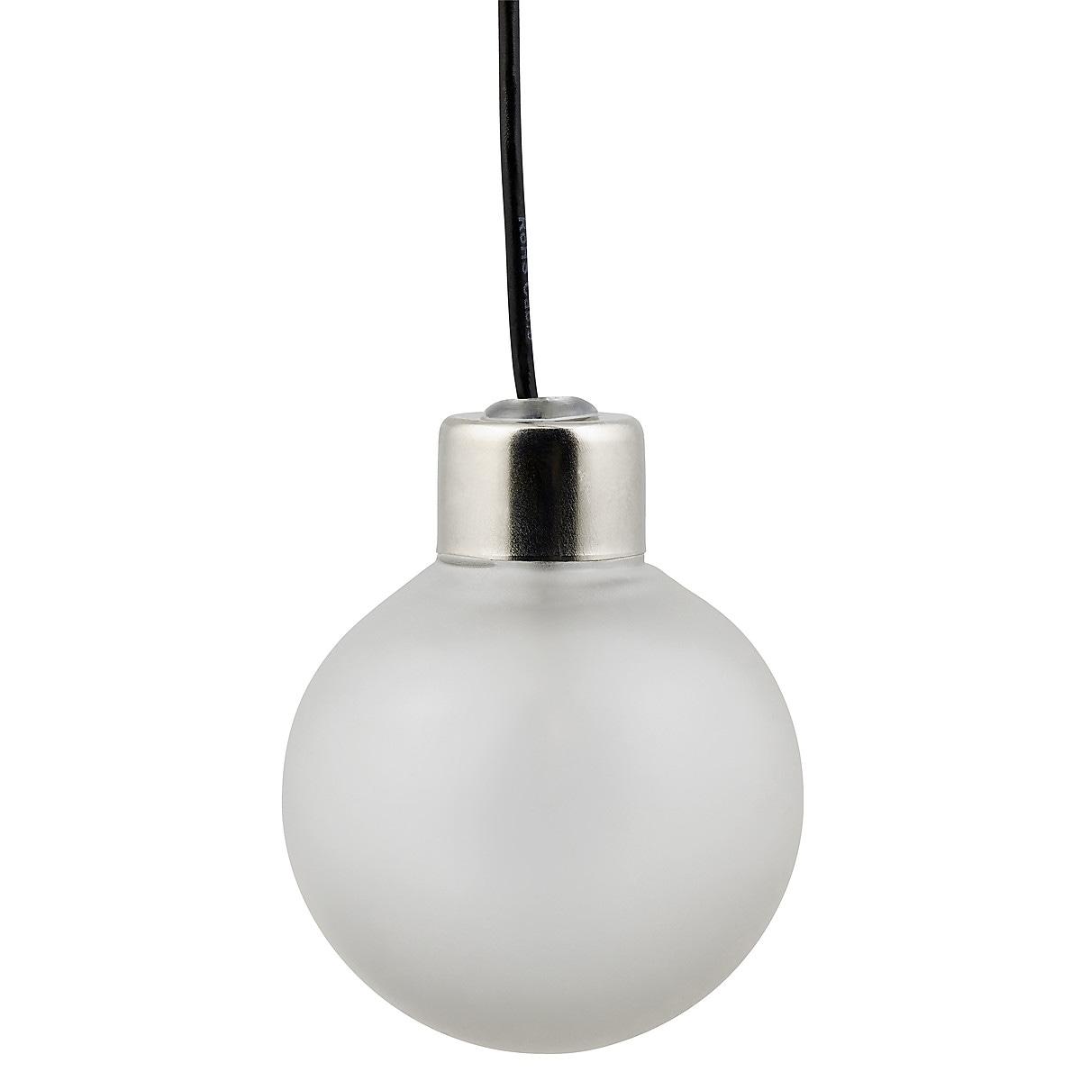 Hängande solcellslampa