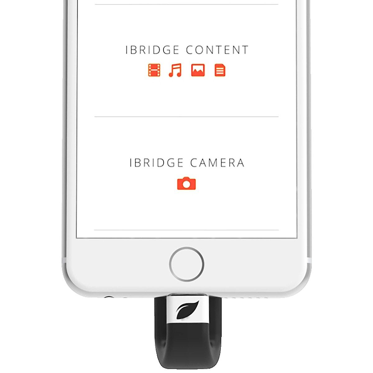 Leef Bridge USB-minne for iPhone/iPad
