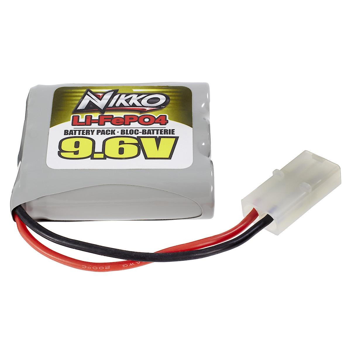 Batteri Nikko 9,6 V/700 mAh