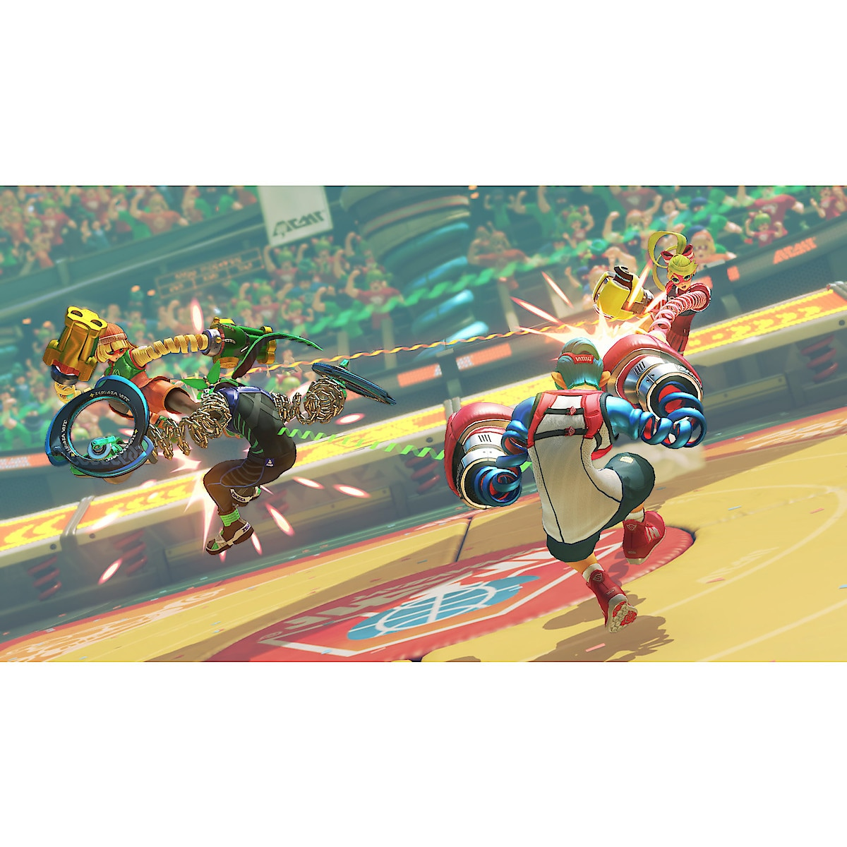Arms, Nintendo Switch -peli