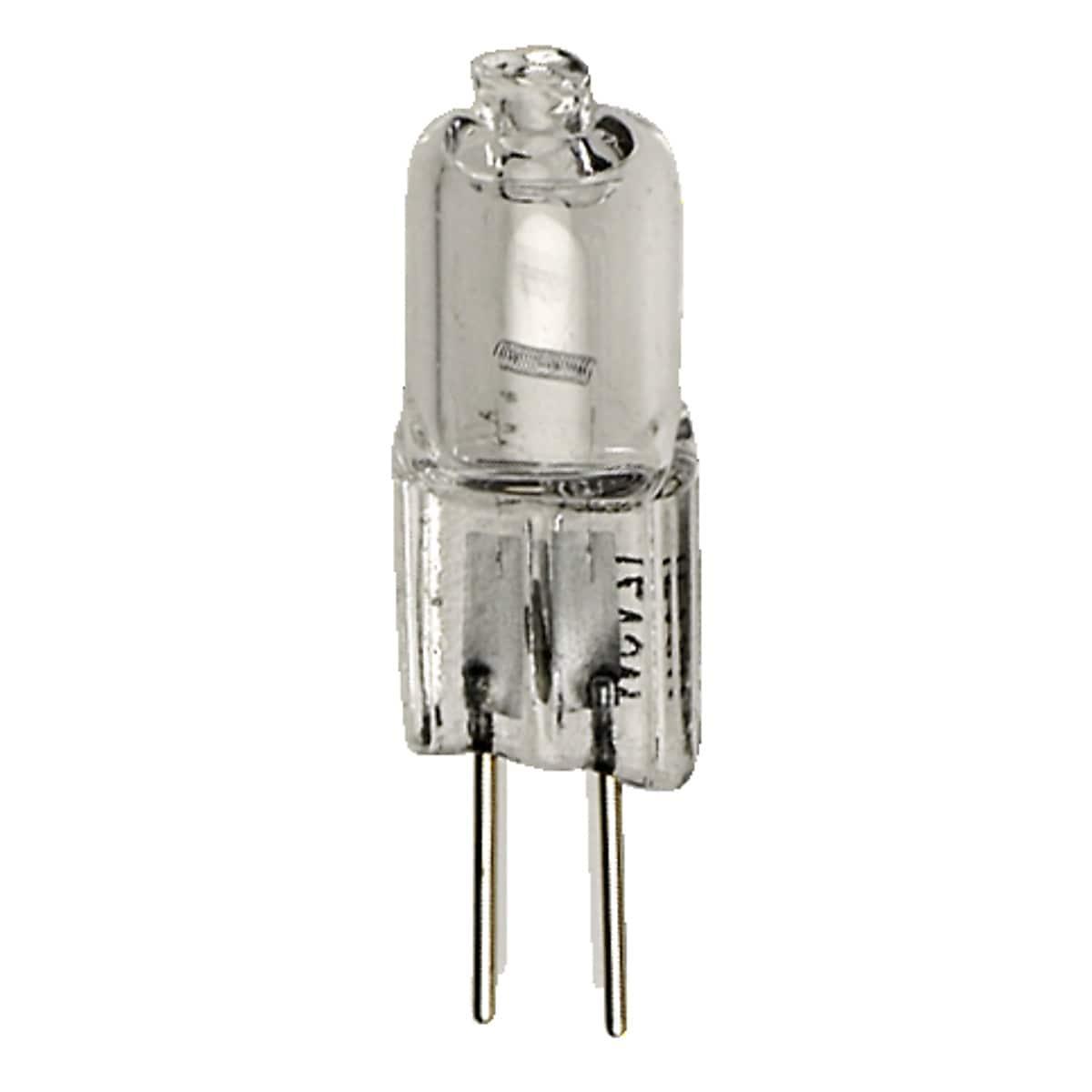 Halogenlampa 6 V G4, 2-pack