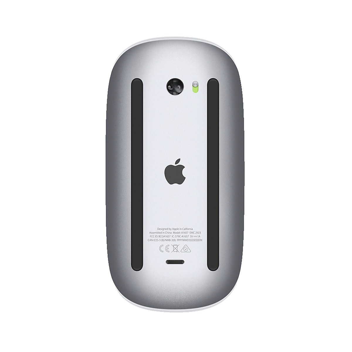 Apple Magic Mouse, trådløs Bluetooth mus | Clas Ohlson