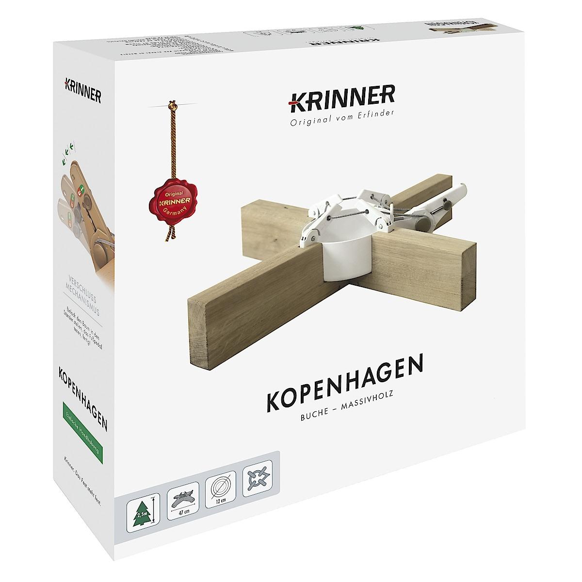Kuusenjalka Krinner Kopenhagen