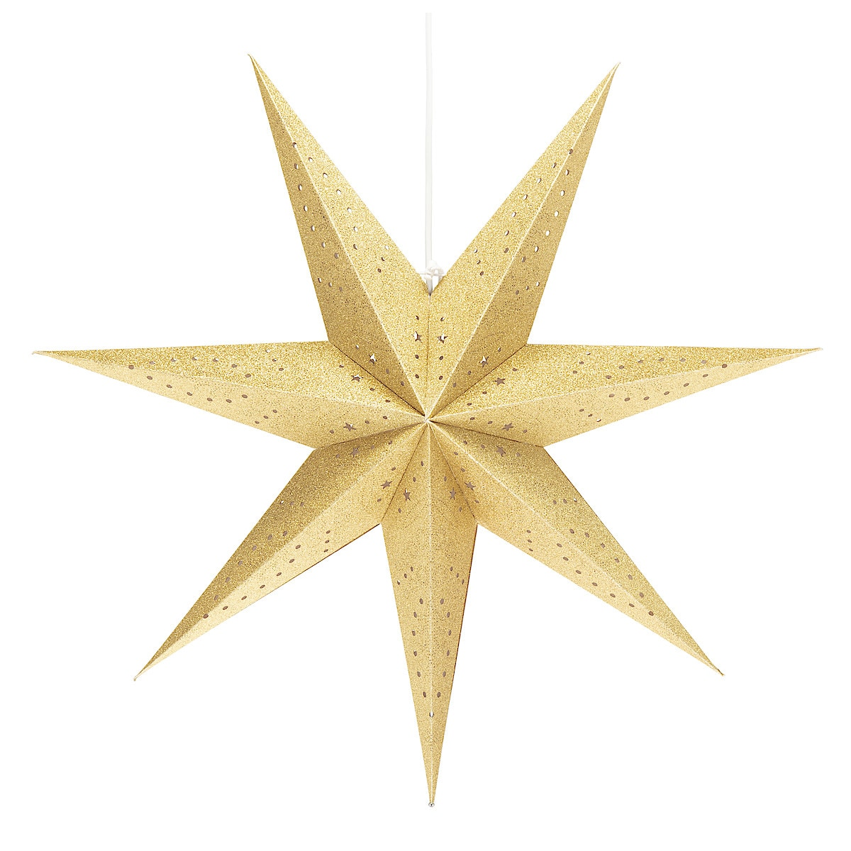 Northlight 70 cm Christmas Star Shade