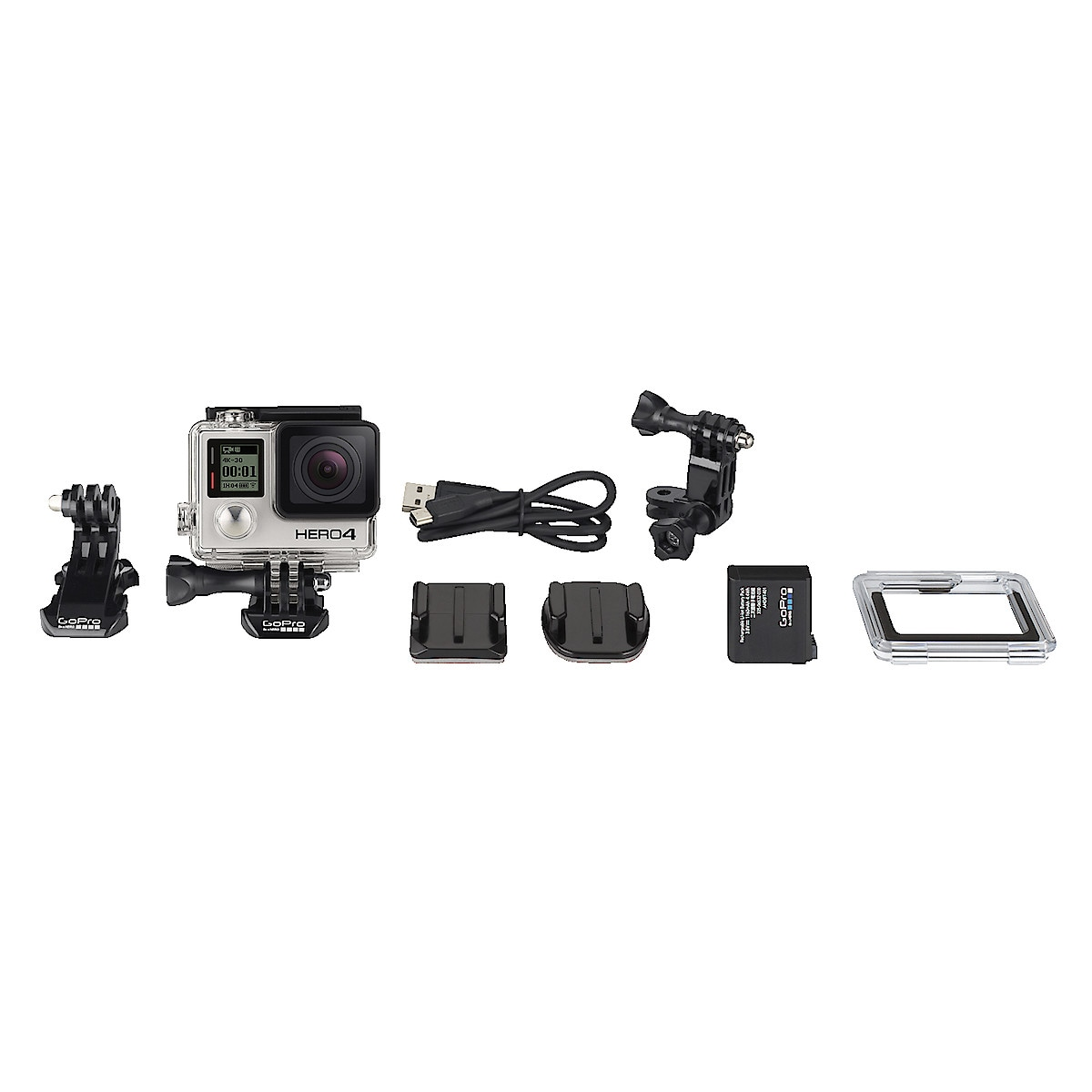 GoPro Hero4 Black  actionkamera