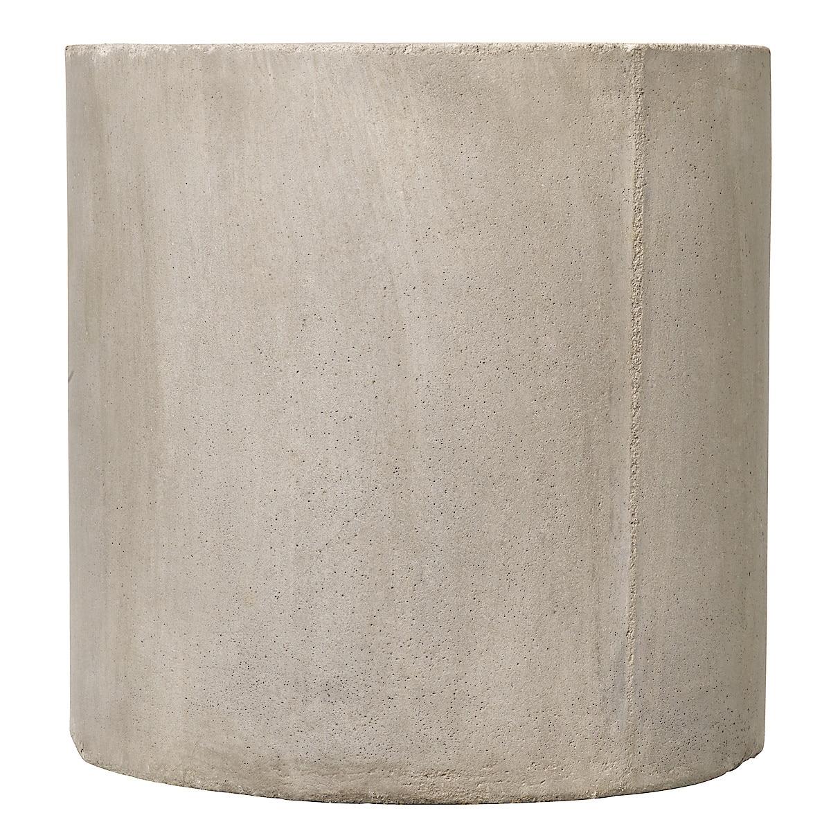 Blomsterkrukker av betong, 2-pack