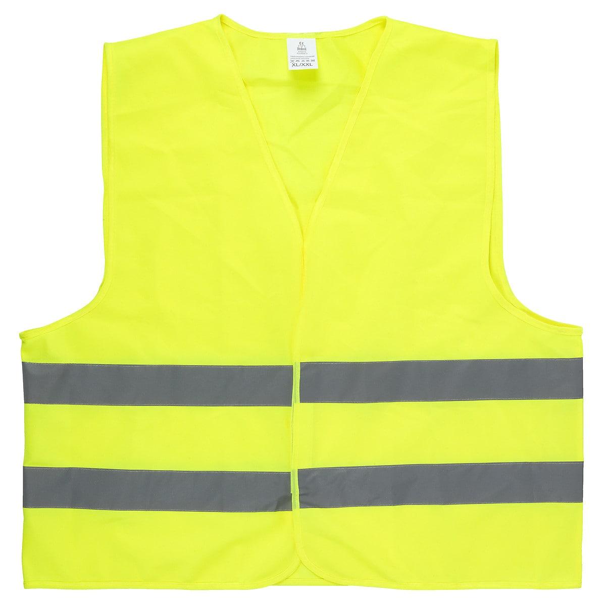 Heijastinliivi Asaklitt, keltainen