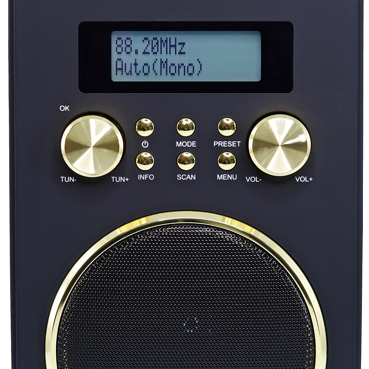 Exibel DX26, DAB- og FM-radio med Bluetooth